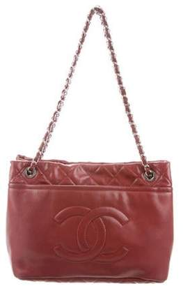 Chanel Caviar Timeless Shopper Tote Red Caviar Timeless Shopper Tote