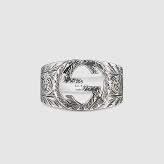 Gucci Interlocking G ring