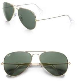 Ray-Ban Men's 58mm Original Aviator Sunglasses - Gold