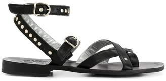 Fiorentini+Baker stud detail sandals