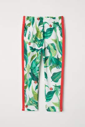 H&M Sports Pants - White