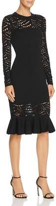 Milly Cutwork Mermaid Dress