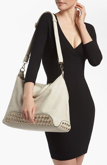 Emperia Studded Tote (Juniors) (Online Only)