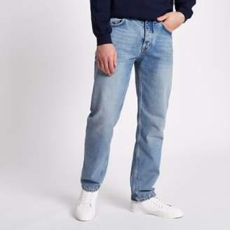 River Island Light blue Bobby standard jeans