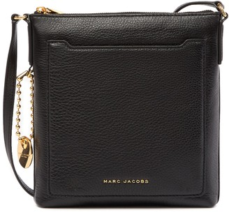 Marc Jacobs Tourist NS Leather Crossbody Bag