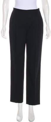 Gianfranco Ferre GF High-Rise Straight-Leg Pants w/ Tags