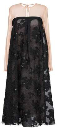 Laviniaturra MAISON 3/4 length dress