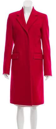 Calvin Klein Structured Wool Coat