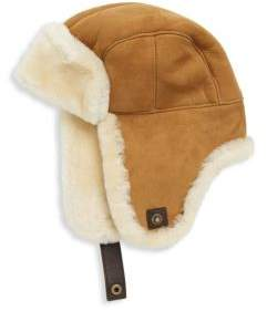 UGG Shearling Trapper Hat