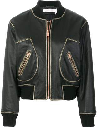 See by Chloe bomber jacket