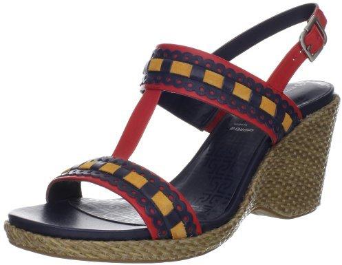 Rockport Women's Delyssa H Strap Wedge Sandal