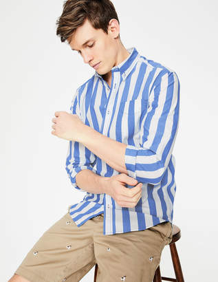 Boden Slim Fit Casual Poplin Shirt