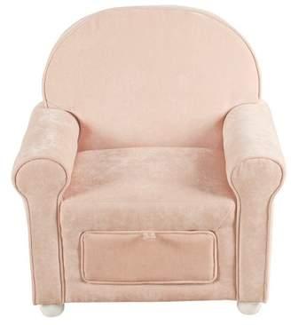 HomePop Kids Club Chair with Storage