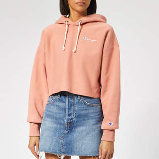 Champion Women's Cropped Hoodie