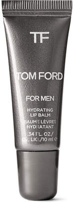 Tom Ford Hydrating Lip Balm, 10ml - Men - Black