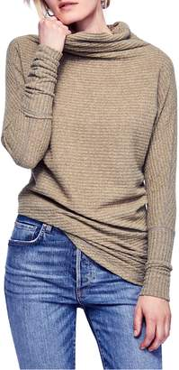 Free People Kitty Thermal Turtleneck