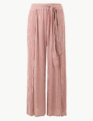 Marks and Spencer Striped Beach Trousers