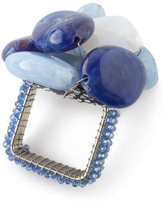 Kim Seybert Sea Stone Napkin Ring