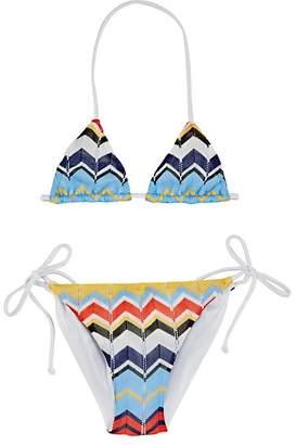 Missoni Kids' Zigzag Bikini