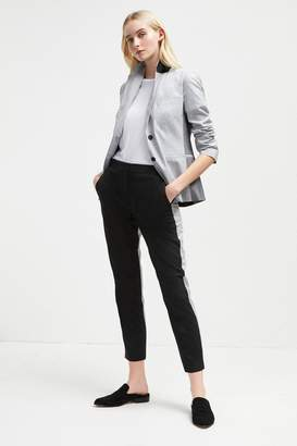 French Connenction Colour Block Tailored Trousers
