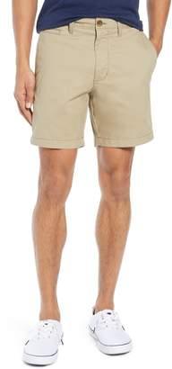 6ab13e4654 1901 Ballard Slim Fit Stretch Chino 7-Inch Shorts