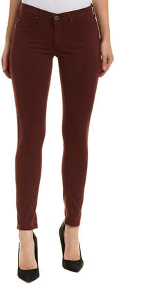 AG Jeans The Legging Deep Currant Super Skinny Ankle Cut