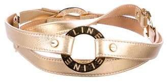 Celine Wrap-Around Waist Belt