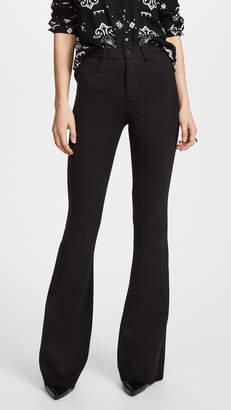 L'Agence Lola High Rise Bell Bottom Pants