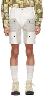 Phipps White Organic Waterproof Hiking Shorts
