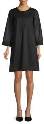 A.P.C. Textured Shift Dress