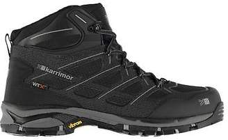 Karrimor Mens Sprint Waterproof Walking Boots Shoes Breathable Lace Up