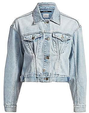 Ksubi Women's Justify Denim Jacket