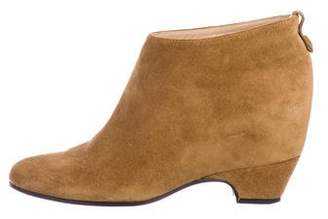 Golden Goose Suede Barbra Ankle Boots