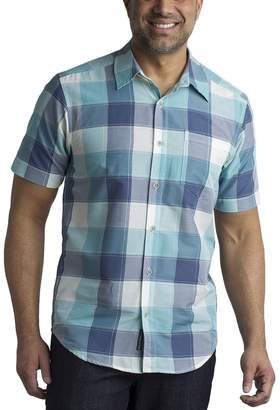 Exofficio Next-to-Nothing Artesia Plaid Short-Sleeve Shirt - Men's