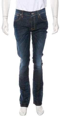 Nudie Thin Finn Skinny Jeans