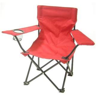 Redmon For Kids, Kids Folding Camp Chair, Red by