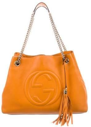 516933792e Gucci Soho Medium Shoulder Bag - ShopStyle