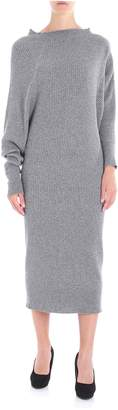 Liviana Conti Wool And Cashmere Blend Longuette