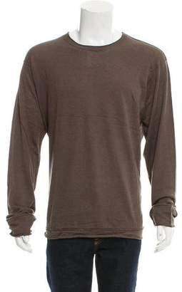 Inhabit Linen V-Neck Sweater w/ Tags