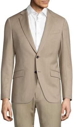 Theory Men's Malcolm Shoredi Slim-Fit Wool Jacket