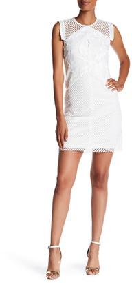Julia Jordan Floral Eyelet Dress $178 thestylecure.com