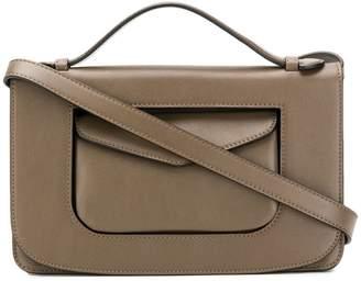Stée flap pocket shoulder bag