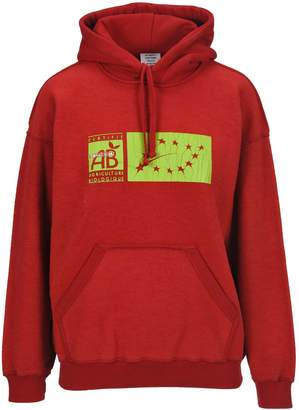 Vetements Graphic Inside Out Hoodie