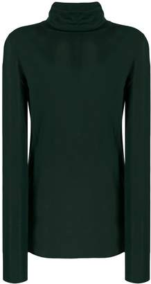 Boon The Shop roll neck longline sweater