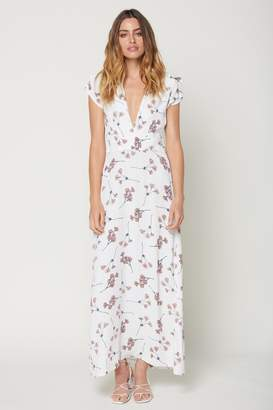 Flynn Skye Exclusive Valentina Maxi - White Cherry Blossom