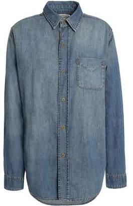 Current/Elliott Cotton-chambray Shirt