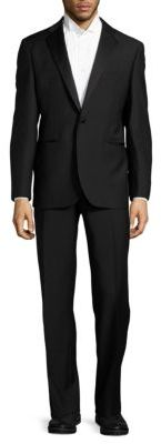 Modern Fit Wool Tuxedo $2,995 thestylecure.com