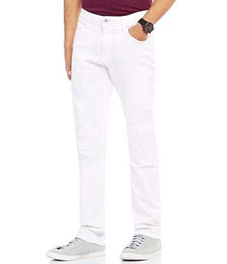 William Rast Men's Dean Slim Straight Denim Jean