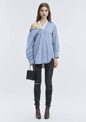 Alexander Wang WHIPLASH DESTROYED JEAN