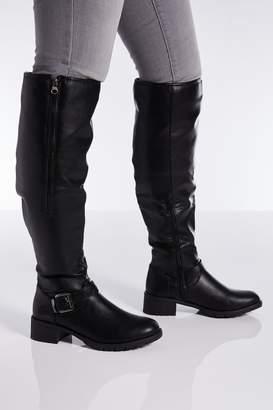 e70a446e8b87 Quiz Boots For Women - ShopStyle UK
